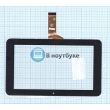 Сенсорное стекло (тачскрин) Ainol Novo 7 Numy AW1 черный