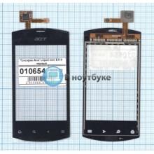 Сенсорное стекло (тачскрин) Acer Liquid mini E310 черный