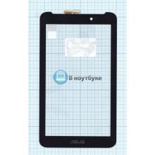 Сенсорное стекло (тачскрин) Asus FE7010 черное