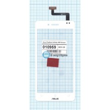 Сенсорное стекло (тачскрин) Asus Padfone Infinity A80 белый