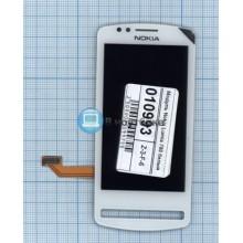 Модуль (матрица+тачскрин) Nokia Lumia 700 белый