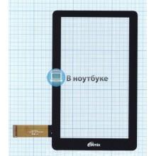Сенсорное стекло (тачскрин) Ritmix 7 черный