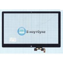 Сенсорное стекло (тачскрин) Acer Aspire R7-571 15.6 черное