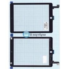 Сенсорное стекло (тачскрин) Apple IPad Air 2 черное