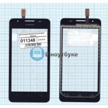 Сенсорное стекло (тачскрин) Huawei Ascend G520 G525 черный