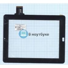 Сенсорное стекло (тачскрин) 300-L3611A-A00 v1.0 черный