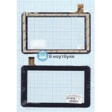 Сенсорное стекло (тачскрин) HK70DR2201 черный