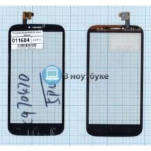 Сенсорное стекло (тачскрин) Alcatel POP C9 7047D черный