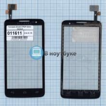 Сенсорное стекло (тачскрин) Alcatel One Touch X'POP 5035X черный