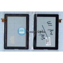 Сенсорное стекло (тачскрин) Pipo U1 Pro черный