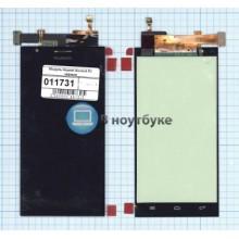 Модуль (матрица + тачскрин) Huawei Ascend P2 черный