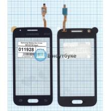 Сенсорное стекло (тачскрин) Samsung Galaxy Ace 4 Lite SM-G313H черное