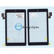 Сенсорное стекло (тачскрин) G5740A-FPC-V3-1 черный