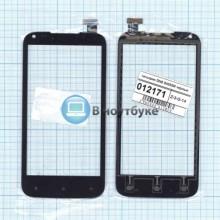 Сенсорное стекло (тачскрин) DNS S4505M черный