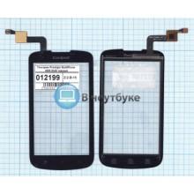 Сенсорное стекло (тачскрин) Prestigio MultiPhone 4000 DUO черный