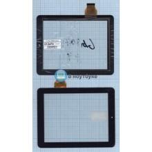 Сенсорное стекло (тачскрин) GG804S черный