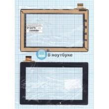 Сенсорное стекло (тачскрин) DLW-CTP-003 черное