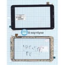 Сенсорное стекло (тачскрин) NJG070123ACGOB-V4 черный