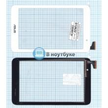 Сенсорное стекло (тачскрин) Asus MeMo Pad 7 ME176 белое
