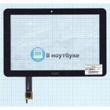 Сенсорное стекло (тачскрин) Acer Iconia Tab A3-A20 черный