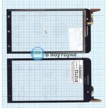 Сенсорное стекло (тачскрин) Asus Zenfone 6 black