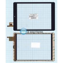 Сенсорное стекло (тачскрин) Topsun_G7034_A1 черный