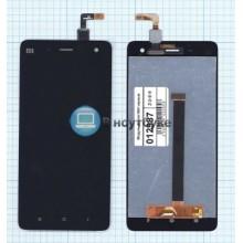 Модуль (матрица + тачскрин) Xiaomi Mi4 черный