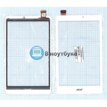 Сенсорное стекло (тачскрин) Acer Iconia One 8 B1-810 W1-810 белый