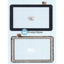 Сенсорное стекло (тачскрин) ZJ-90022A черный