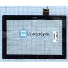 Сенсорное стекло (тачскрин) Acer Iconia Tab A3-A30 черный