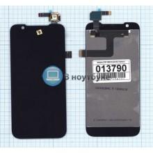 Модуль (матрица+тачскрин) ZTE V985 Grand Era черный