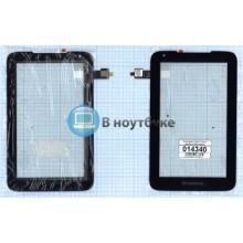 Сенсорное стекло (тачскрин) Lenovo IdeaTab A1000L черное