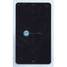 Модуль (матрица + тачскрин) Lenovo ThinkPad 8 черный