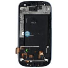 Модуль (матрица + тачскрин) full set Samsung Galaxy S3 I9300 белый