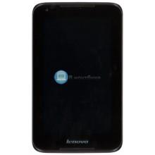 Модуль (матрица + тачскрин) Lenovo IdeaTab A1000 черный
