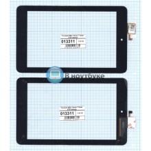 Сенсорное стекло (тачскрин) DELL Venue 7 Tablet 3730 черный