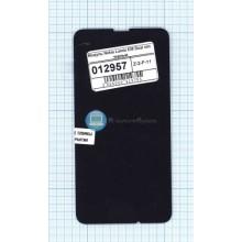 Модуль (матрица + тачскрин) Nokia Lumia 630 Dual sim черный