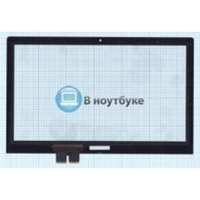 Сенсорное стекло (тачскрин) Lenovo IdeaPad Flex 2 14 черный