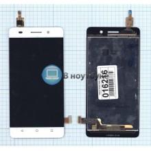 Модуль (матрица + тачскрин) Huawei Honor 4C белый