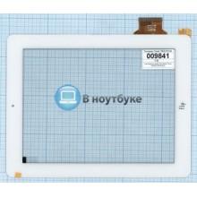 Сенсорное стекло (тачскрин) 300-L4386C-A00 M977QG9 белый