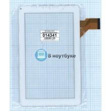 Сенсорное стекло (тачскрин) DH-0901A1-FPC02-02 белый