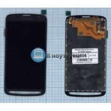 Модуль (матрица + тачскрин) Galaxy S4 Active GT-I9295 черный
