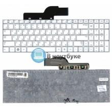 Клавиатура для ноутбука Samsung 300E5A 300V5A 305V5A 305E5  NV300V5A белая