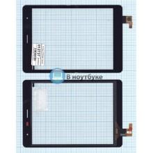Сенсорное стекло (тачскрин) CTP078047 черный