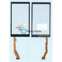 Сенсорное стекло (тачскрин) HTC Desire 816 black