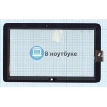 Сенсорное стекло (тачскрин) HP Pavilion x2 черное