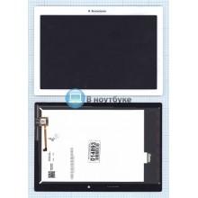 Модуль (матрица + тачскрин) Lenovo Tab 2 A10-70 белый