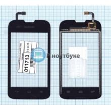 Сенсорное стекло (тачскрин) Huawei Ascend Y210 черный