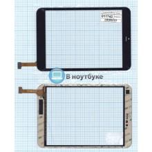 Сенсорное стекло (тачскрин) MT70821-V3 черный