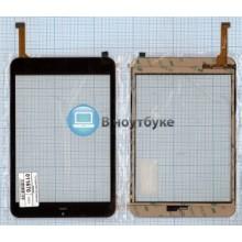 Сенсорное стекло (тачскрин) FPC-TP785030-00 черный